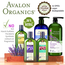 ❤ BEST-SELLING! AVALON ORGANICS Shampoo | Conditioner | Shower Gels | Body Lotions.