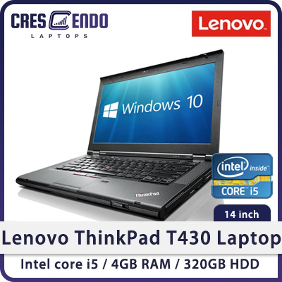Vellidte Qoo10 - [Refurbished] Lenovo ThinkPad T430 Laptop / Intel core i5 AO-43