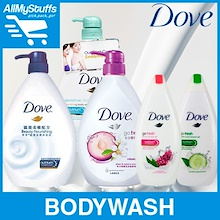 【Dove】Body Wash ★ 1L/★