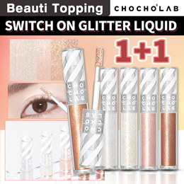 ★1+1★ NEW ARRIVAL! [CHOCHOS LAB] SWITCH ON GLITTER LIQUID (5 Color)