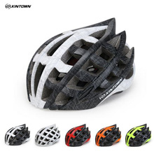 Cycling Helmet Bicycle Helmet Ultralight Integrally-molded Bike Hat Road Mountain Cap