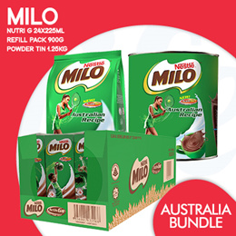 [NESTLE] MILO® POWDER BUNDLE