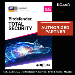💖Authorized Partner💖BitDefender Internet/Total  Security for 1/3.5 devices/PCs - Genuine Code