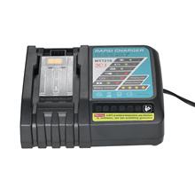 3A Battery Charger Replacement for Makita DC18RC DC18RA BL1830 BL1815 BL1840 BL1850 14.4V-18V Li-ion