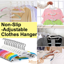 The newest Non-Slip Clothes Hanger/ Light weight hanger with hook /Prevent Deformation/20pcs/40pcs