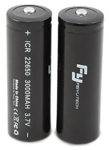Feiyu Original Batteries and Charger [18650][22650][26650]