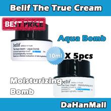 ▶The Lowest Price◀[Belif]The True Cream/Aqua Bomb/Moisturizing Bomb/Mini Size Kit/Mix and Match