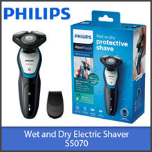 Philips S5050 / S5070 / S5400 Wet and Dry Electric Shaver