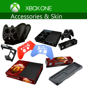 Xbox one PS4 Console Vinyl Skin cover