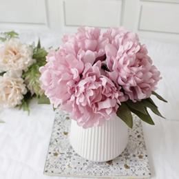 flower bouquet (violet  5stalks)