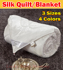 Silk blanket / silk quilt / super single/ queen / king size / summer quilt / air conditioning quilt / air conditioning blanket / Ready Stock / Fast Shipment