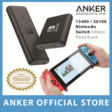 [Power Delivery] Anker Nintendo Switch Version 13400mAh / 20100mAh Powerbank Fast Charging