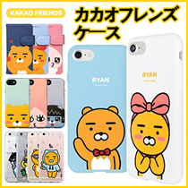 ★正規品★KAKAO FRIENDSケース 手帳型★iPhoneX/8/7/Plus/6S/5S/Galaxy S8/Plus/S7/Edge/S6/Note8/5/4/3/