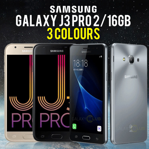 Samsung Galaxy J3 Pro Deals for only Rp2.599.000 instead of Rp2.599.000