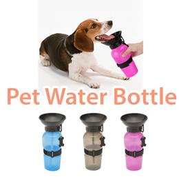◆ Pet Water Bottle ◆ Dog Outdoor Drinking Bottle Pet Water Bottle for Dogs and Cats Pet Drinking Fou
