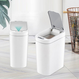 NINESTARS Smart Trashcan Automatic Sensor / Multi-Purpose Waterproof Trash