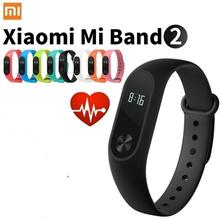 Creative Original Band 2 Smart Fitness Bracelet Smart Watch Wristband Miband OLED Touchpad Slee