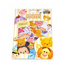 Disney Tsum Tsum Deco Sticker - Pooh