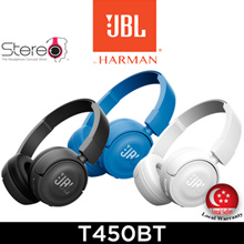 JBL T450BT Headphone / Earphone / Local Set with Local Warranty