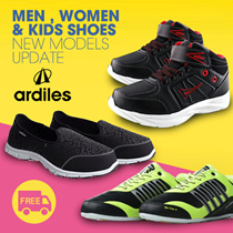 [Ardiles] ★FLASH DEALS★UNISEX Shoes and Sandals Collection