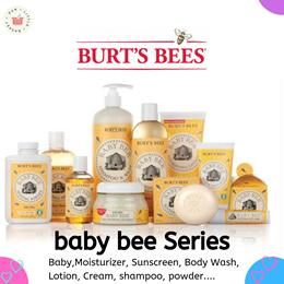 BURT BEE COLLECTION | BABY SERIES  [APPLY Qoo10 $8 Coupon]