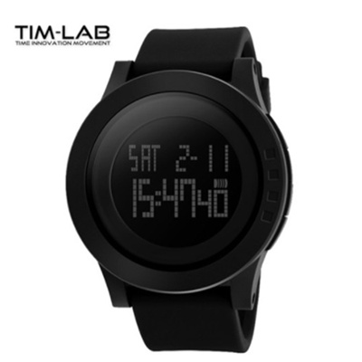 [TIM-LAB] Mens Electronic Wrist Waterproof Sports Watch 1142