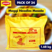 Maggi Noodles - Masala, 1.68kg (Pack of 24) Promo Pack