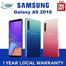 Samsung Galaxy A9 / Local Samsung Warranty