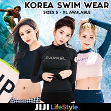★2018  korean fashion Swimwear /swimming wear/swimsuit for women sexy bikini rashguard UV Sun