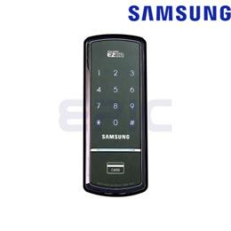 Samsung Digital Door Lock SHS-1321 security EZON keyless Auxiliary key (handle X) AA battery x4  New