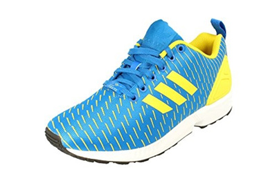 premium selection 0a801 15db3 (adidas) Adidas Originals Zx Flux Mens Running Trainers Sneakers-