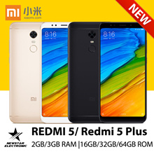 [LATEST!] Xiaomi Redmi 5/5 Plus |12 MP Cam| 2GB/3GB RAM | 16GB/32GB Storage | Playstore Installed