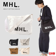 3675590efd4c Japan Genuine   MHL   MargaretHowell Heavy Canvas Two Way Tote Bag    MARGARET HOWELL Heavy