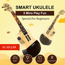 💖LOCAL SELLER💖[Xiaomi Populele]Xiaomi Smart Populele Ukulele - FOR BEGINNERS  - 1STSHOP SINGAPORE