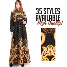 Long Dress Batik / Maxi dress / Tunic_35 Styles Available_HIgh Quality!
