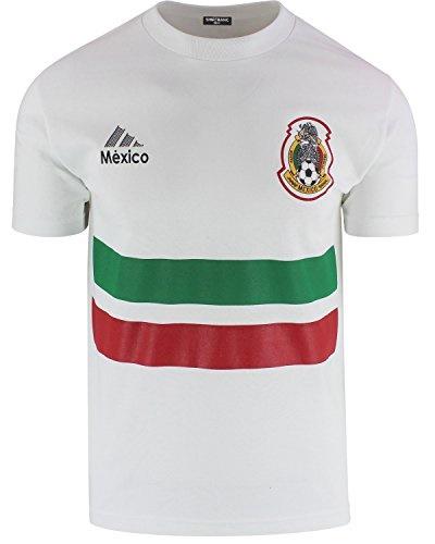 d0c9f3d1346fc Mexico Soccer Jersey T Shirt Futbol Mexicano Camisa de Seleccion Mexicana