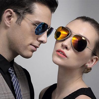 c5ae95e09642 classic sunglasses women men mirror eyewear pilot sun glasses women brand  designer shades oculos de