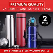 ❣Thermal Vacuum Flask★ PREMIUM QUALITY THERMAL FLASK ★ Vacuum Stainless Steel Flask Water Bottle