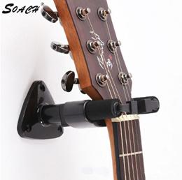 Guitar Wall Mount Stand Hook Fits Most Bass Accessories ukulele guitar wall bracket /hook Various si