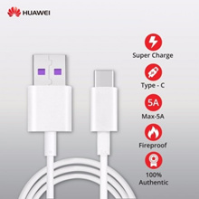 Huawei AP71 Type-C Cable 5.0A Fast Charging Data Cable 1M