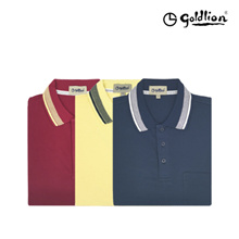 GOLDLION Polo T-Shirts | Collection 3 | Regular Fit Pique Polo T-Shirts |
