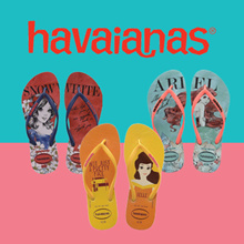 AUTHENTIC DISNEY HAVAIANAS!!!