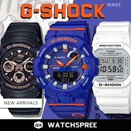7fc58f454aa7a3 WatchSpree - Ranked as Qoo10's No. 1 Powerseller for Watches for the past 5  years, Watchspree promises great variety, awesome prices and excellent  customer ...