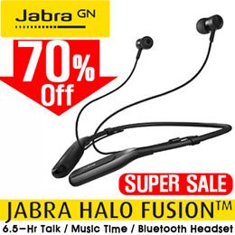 [Brand New] Jabra Bluetooth Headset HALO FUSION  / BT 2046 / Easy Go / Jabra Talk / Powerful Stereo