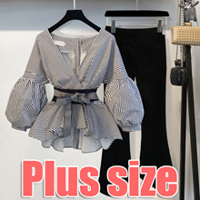 【Sep 17th update】   2018  NEW PLUS SIZE FASHION LADY DRESS  blouse TOP PANTS skirt