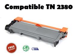 Compatible Brother TN-2380 Toner Laser Cartridge HL-L2300D L2320D L2360DN L2365 2540DW