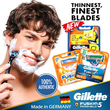 🌟  100% Authentic 🌟 GILLETTE  Fusion ProGlide | ProShield Razor Cartridges. Made in Germany.