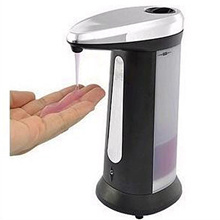 Automatic Touch Free Soap Sanitizer Lotion Dispenser 400ML Infrared Touchless