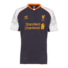 Brand New With Tags Warrior Liverpool 3rd Away Jersey 2012 2013 Football  Soccer English Premier League 96a1ece40022a