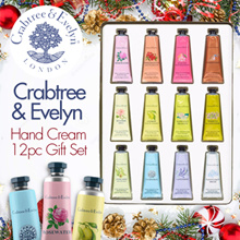 BESTSELLING 2017/2018 VERSION! EVELYN AND CRABTREE SETS HAND CREAM SET